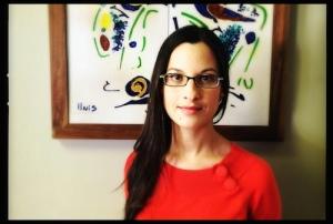 Author Eva Vanrell