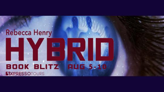 Book Blitz: Hybrid by RebeccaHenry
