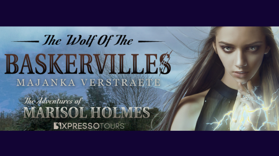 Cover Reveal: Wolf of Baskervilles by MajankaVerstraete