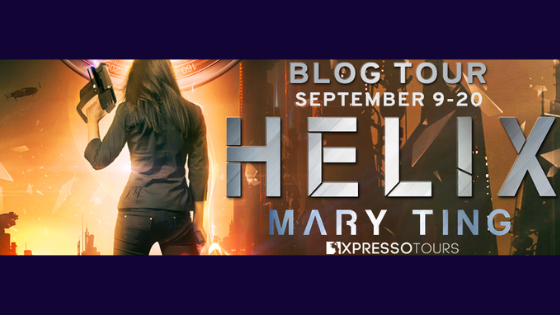 Blog Tour: Helix by MaryTing