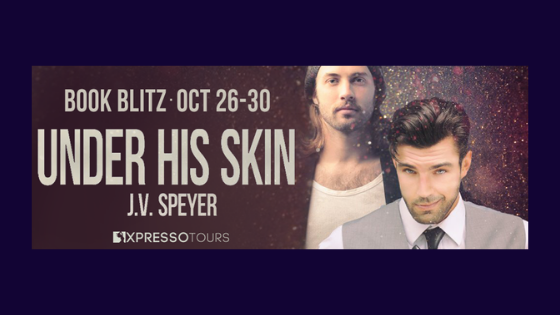 Book Blitz: Under His Skin by J. V.Speyer