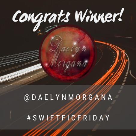 Winner - Daelyn Morgana