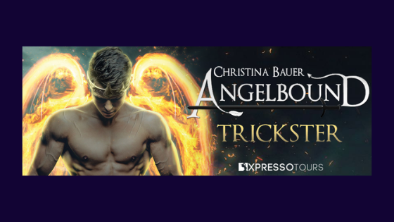 Cover Reveal: Trickster