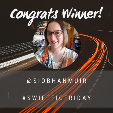 Winner - Siobhan Muir