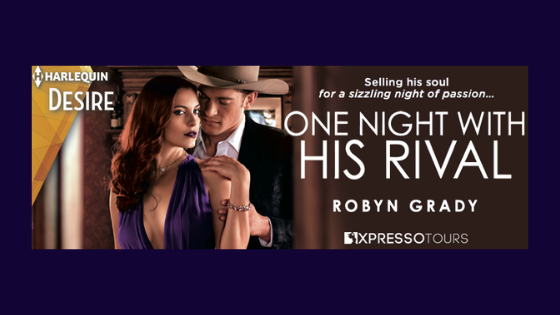 Cover Reveal: One Night with HisRival