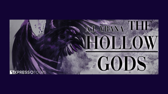 Cover Reveal: The HollowGods
