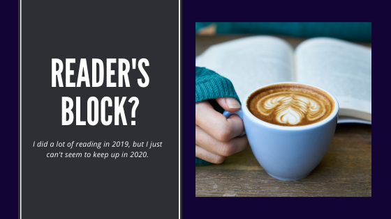 Reader's Block?