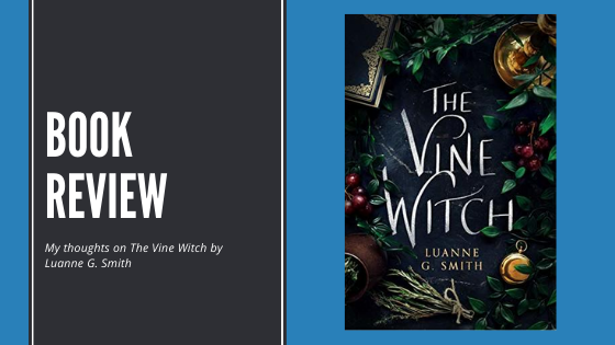 Review: The VineWitch