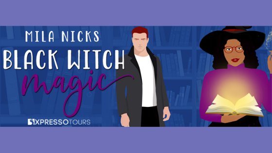 Cover Reveal: Black WitchMagic