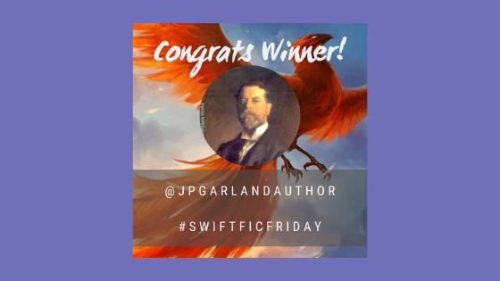 SwiftFicFriday W49 –Winner!