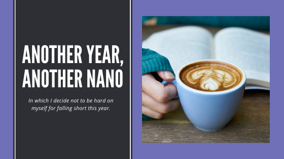 Another #NaNoWriMo Passes