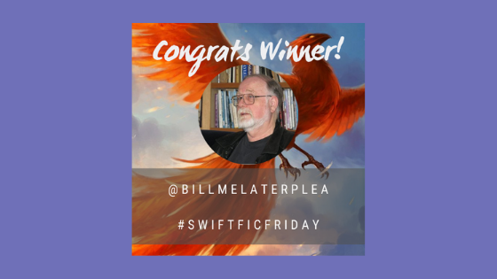 #SwiftFicFriday – Week 86Winner!
